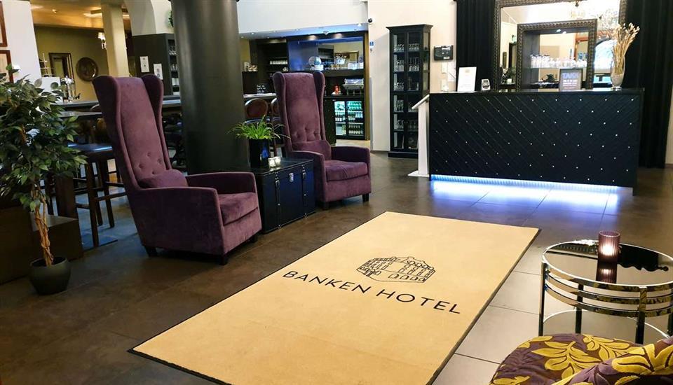 Banken Hotel Entré