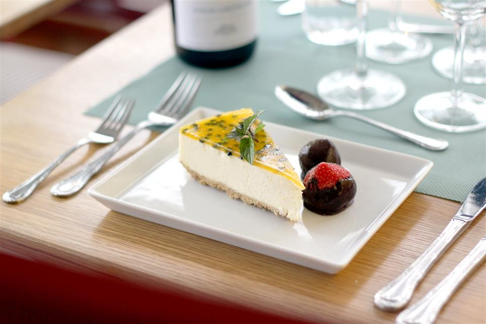Hotell Frykenstrand, Sure Stay Collection by Best Western Dessert