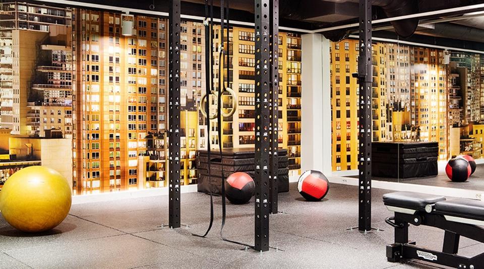 Comfort Hotel Børsparken Gym