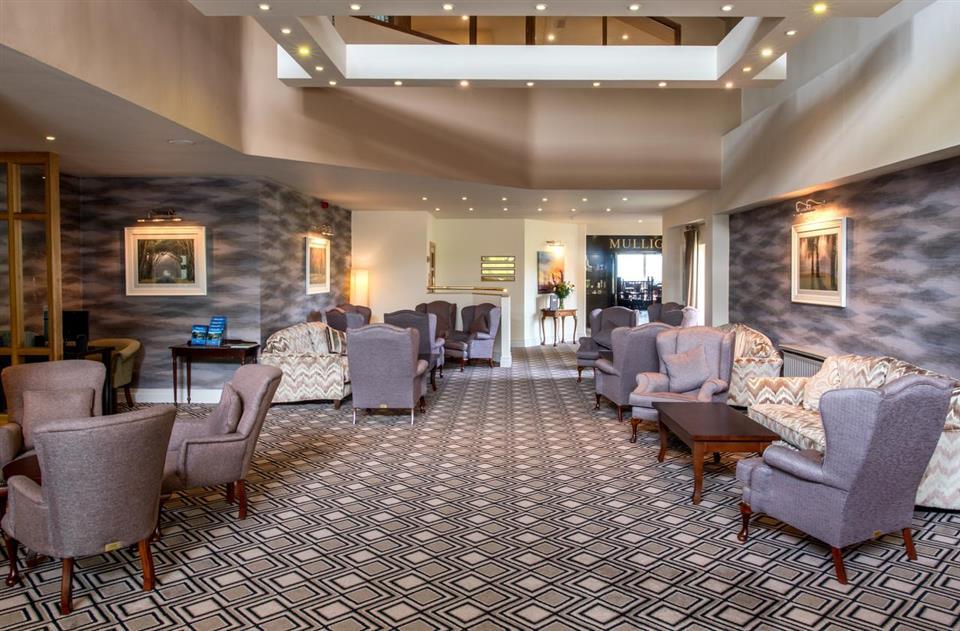 Castlerosse Park Resort Lounge