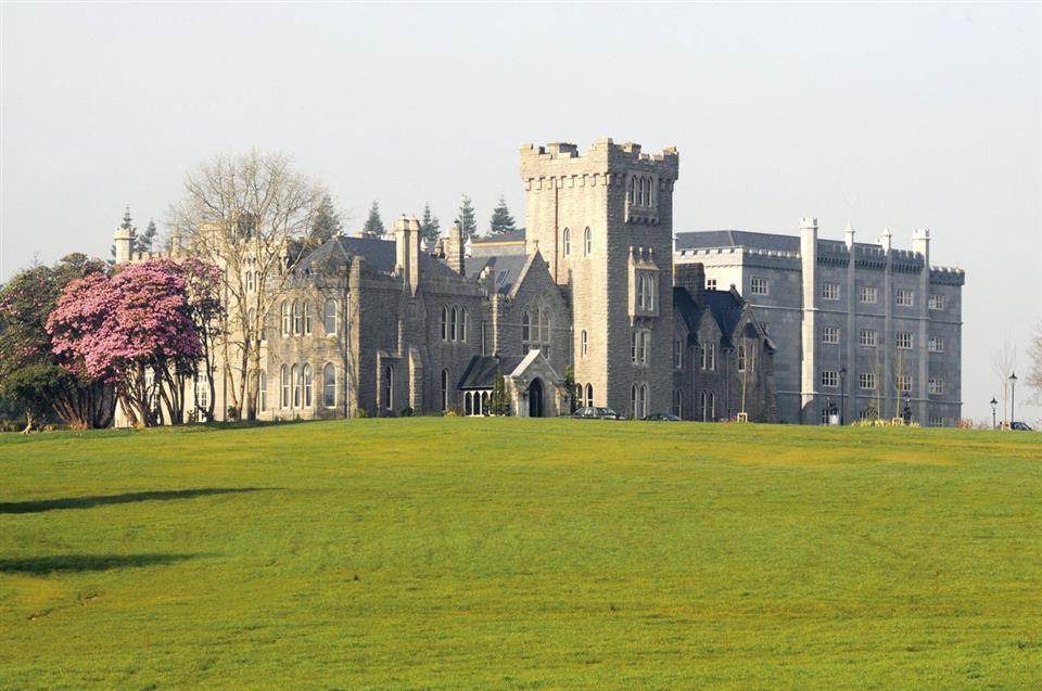 Kilronan Castle Exterior