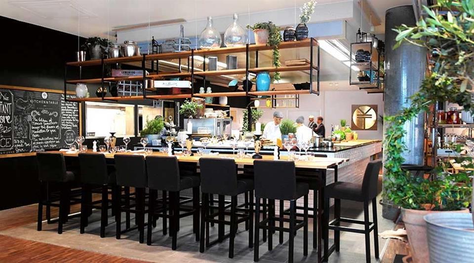 Clarion Hotel The Edge Restaurang