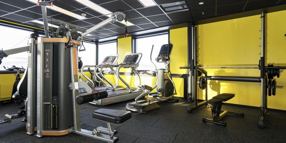 Thon Hotel Kirkenes Gym