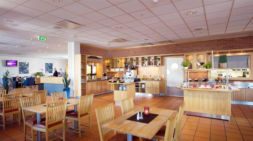 Clarion Collection Hotel Bryggeparken Matsal