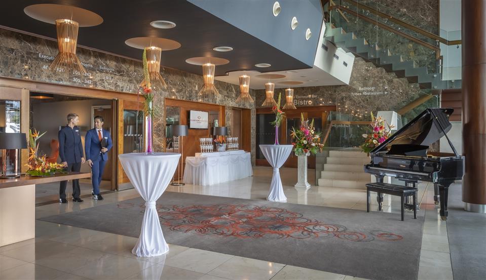Clayton Hotel Galway Reception