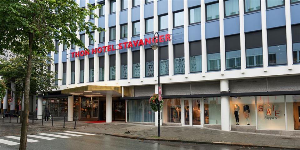 Thon Hotel Stavanger Fasad