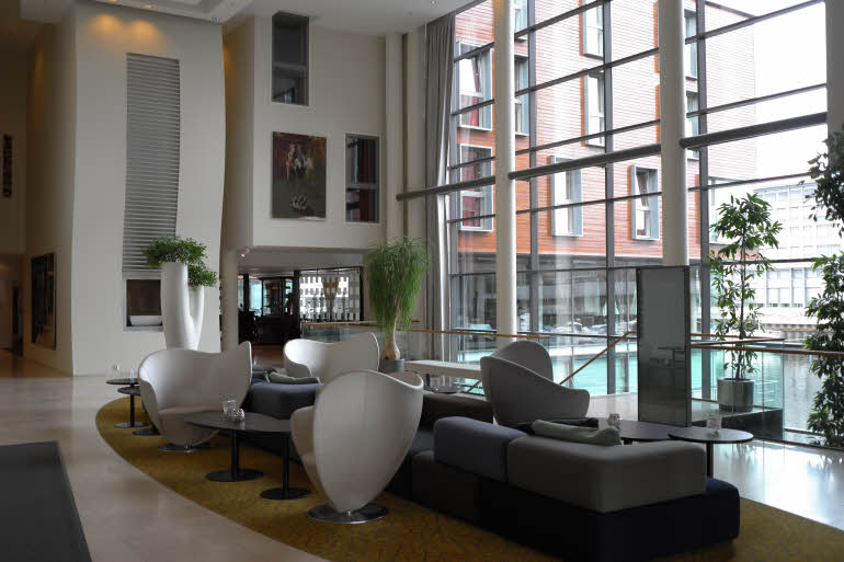 Scandic Hotel Nidelven Lobby