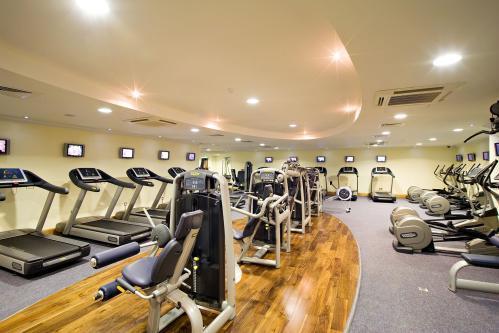 Bonnington Dublin Hotel & Leisure Centre gym
