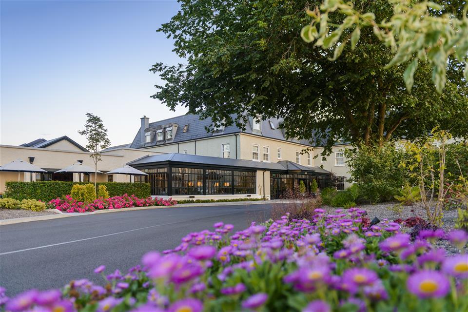 Ballygarry House Hotel exterior