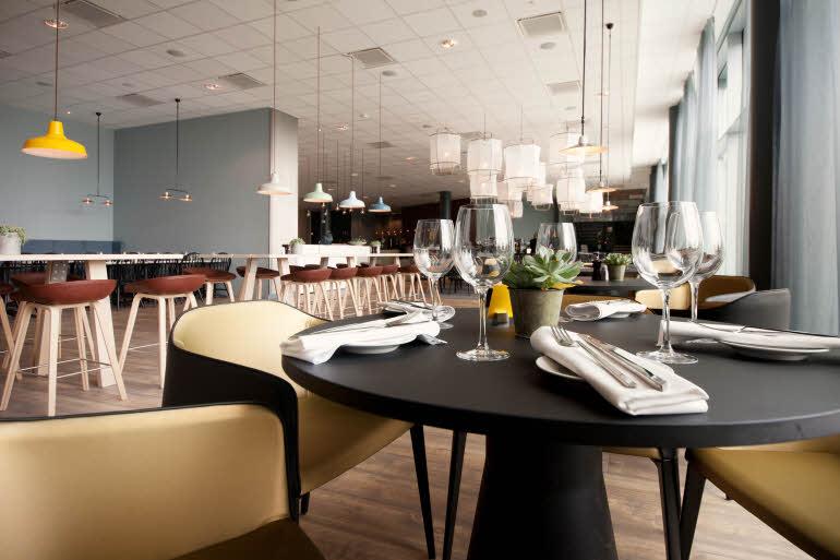 Scandic Kristiansand Bystranda Restaurang
