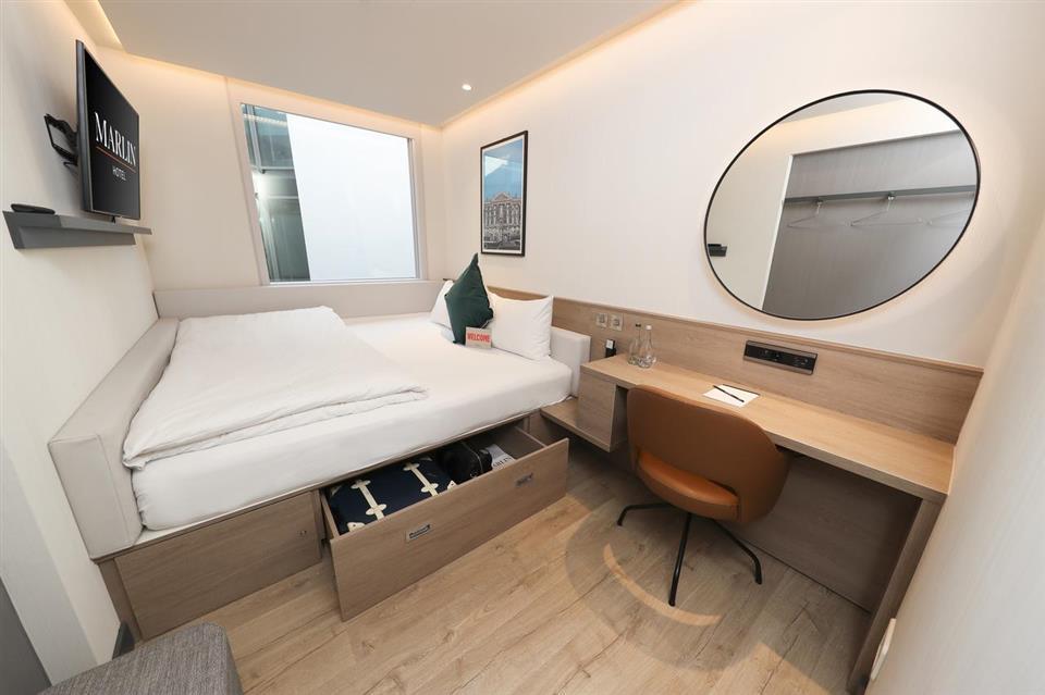 Marlin Hotel Cozy Bedroom