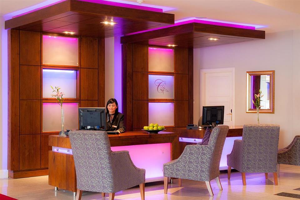 Charleville Park Hotel Reception