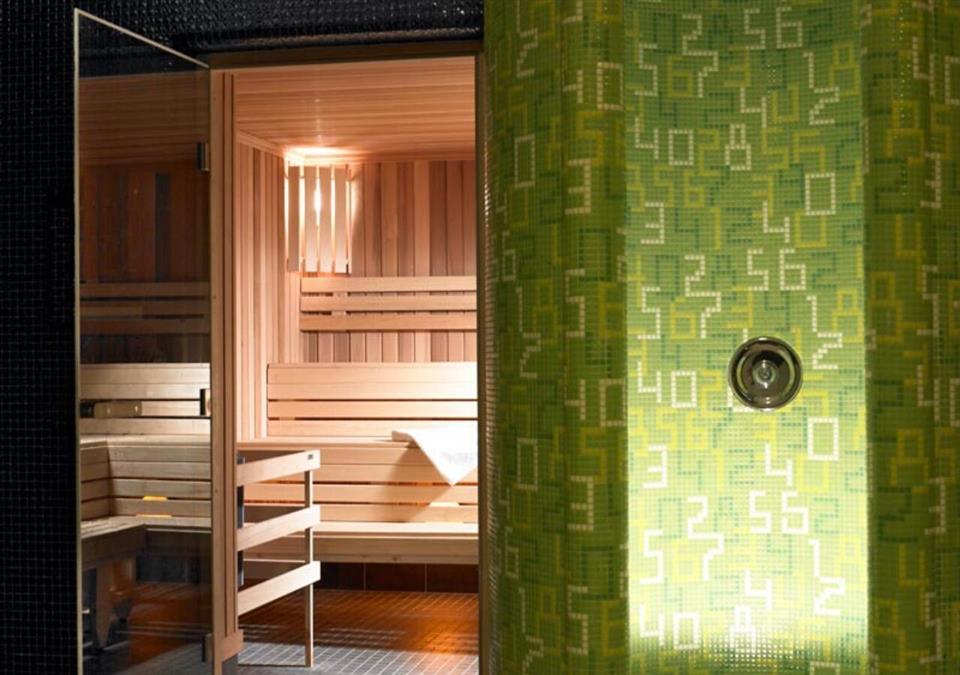 Garryvoe Hotel Sauna
