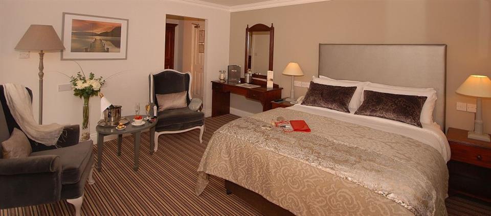 The Heights Hotel Bedroom