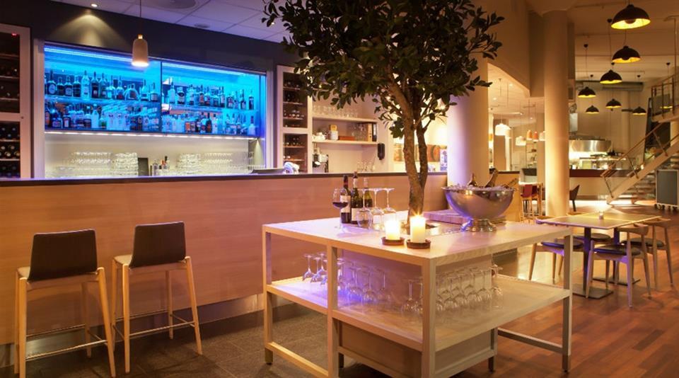 Quality Hotel Tønsberg Bar
