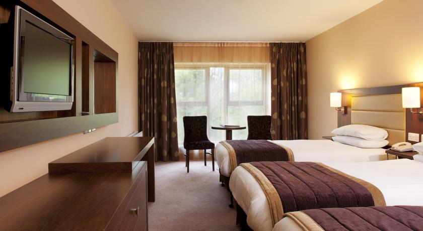 Westport Woods Hotel  Family Bedroom