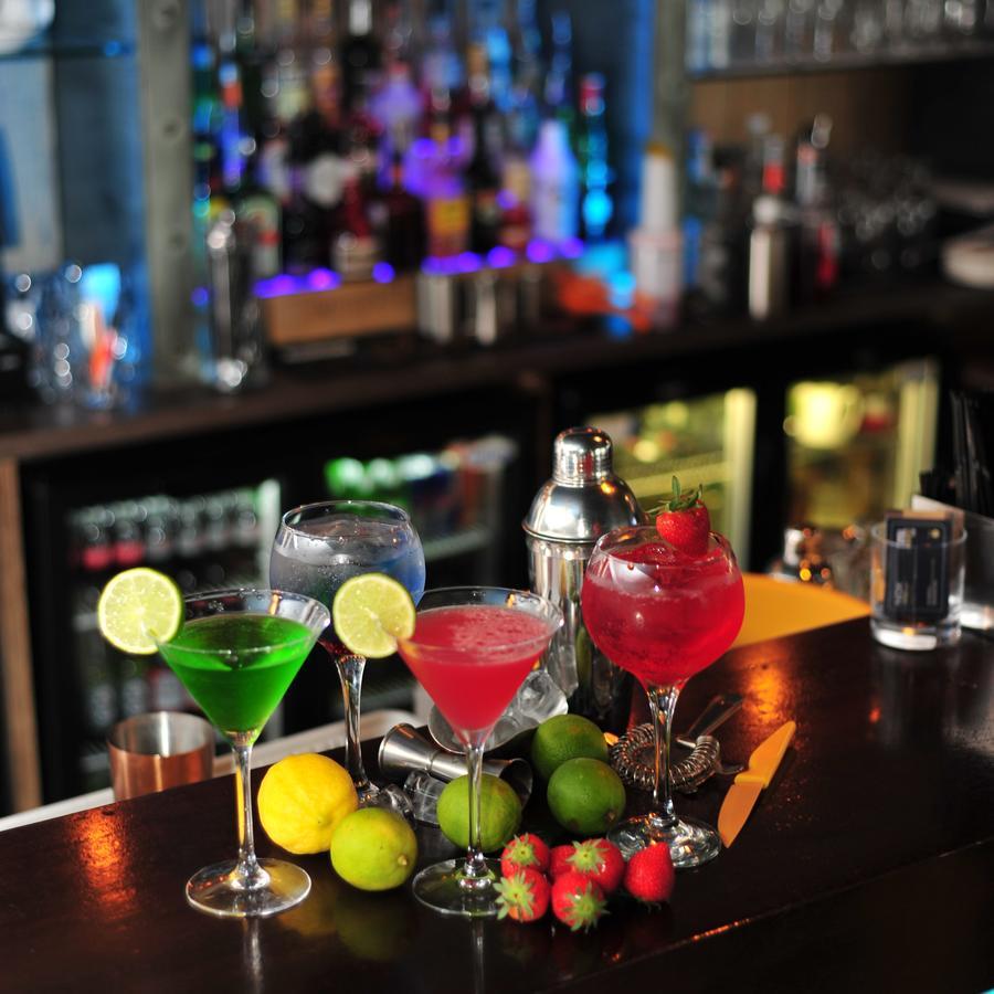 Nox Hotel Cocktails