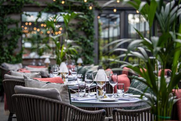 The Croke Park Hotel Dining