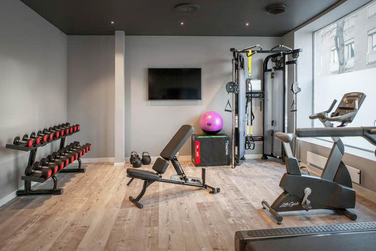 Scandic Ambassadeur Drammen Gym