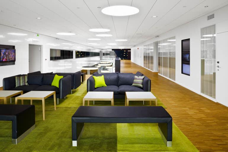 Scandic Oslo Airport Lounge