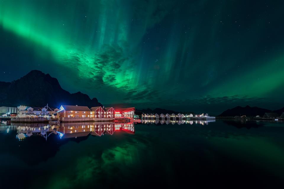 Scandic Svolvær Norrsken