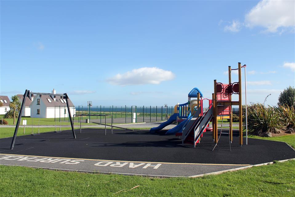Hookless Holiday Homes playground