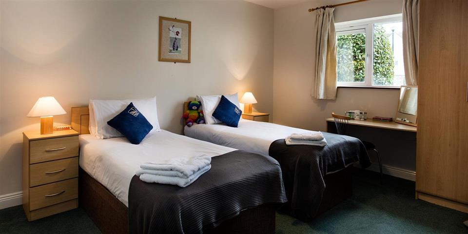 Quality Hotel Youghal Twin Room