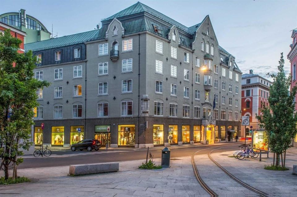 Hotell Bondeheimen Fasad