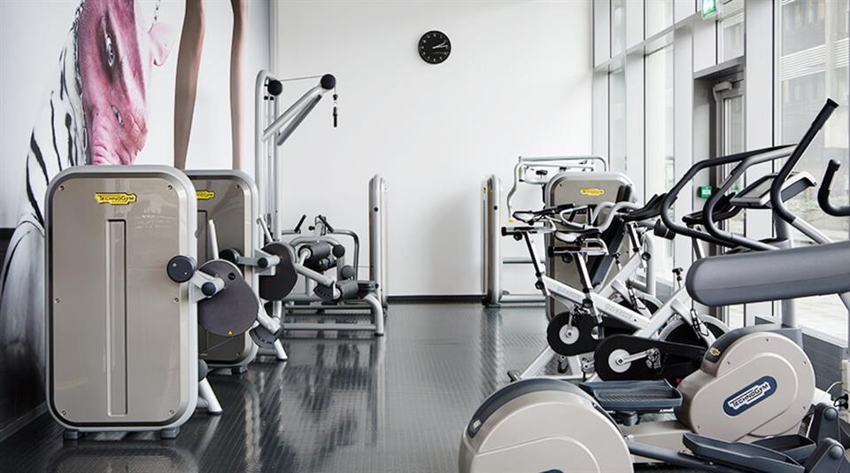 Comfort Hotel Square Gym