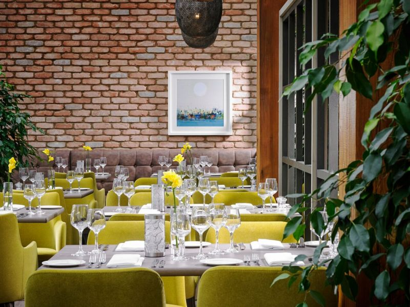 Sligo Park Hotel & Leisure Centre restaurant