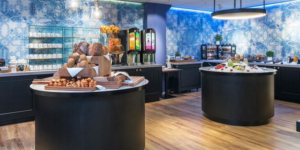 Thon Hotel Ski Frukostbuffé