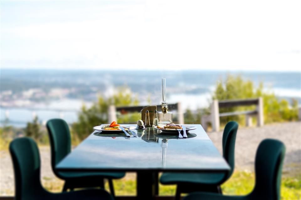 Hotell Södra Berget Frukost