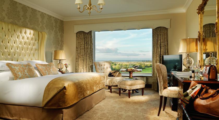 Glenlo Abbey Hotel Bedroom