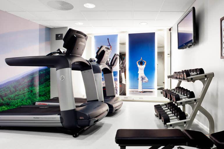 Scandic Vulkan Gym