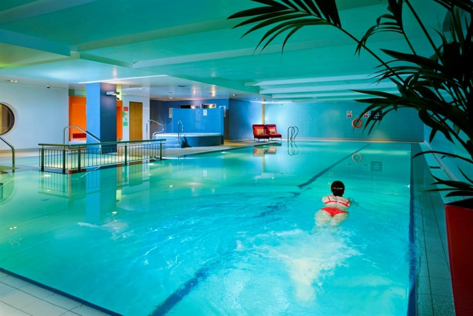 Clayton Hotel Cork City Swimming Pool