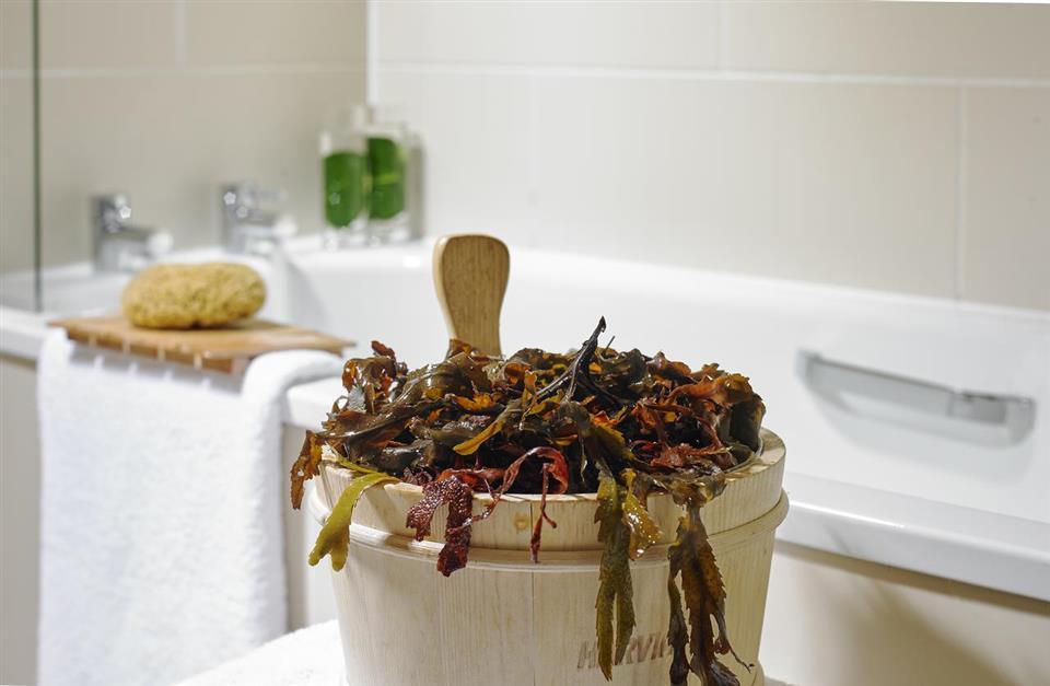 Sneem Hotel Seaweed Bath