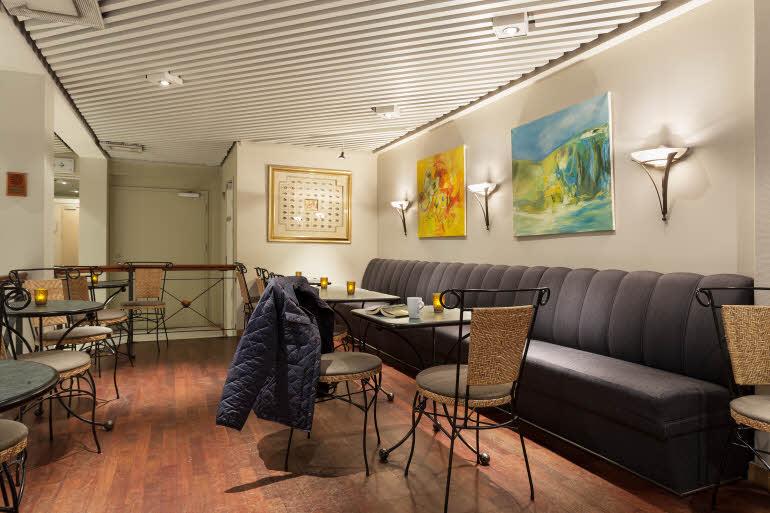 Scandic Sunnfjord Hotel & Spa Lounge