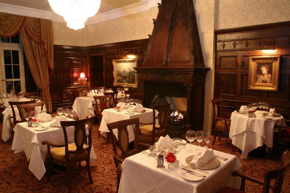 Kilronan Castle Hotel Restaurant