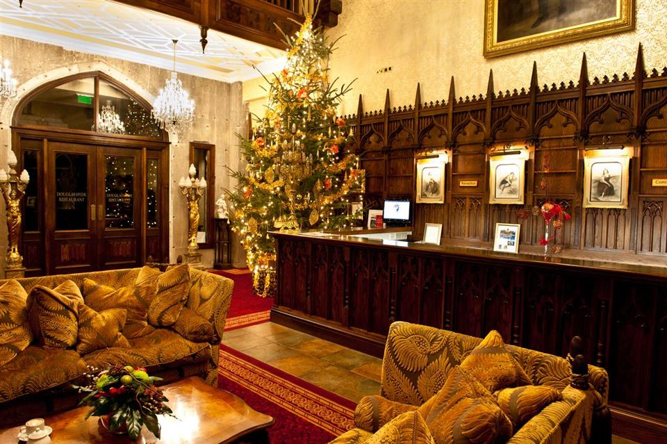 Kilronan Castle Interior