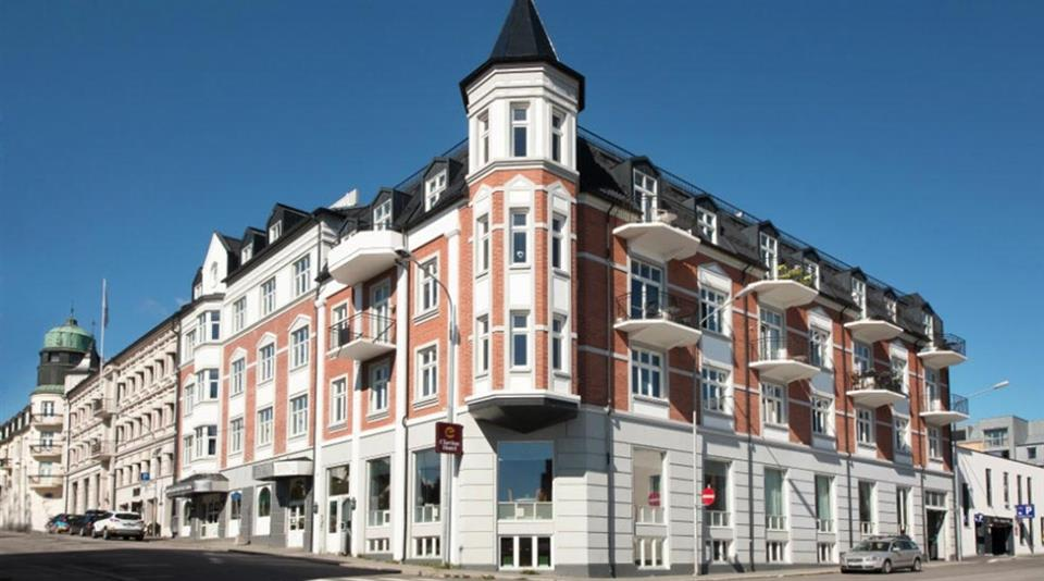 Clarion Collection Hotel Grand Fasad