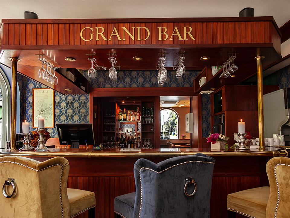 Grand Hotel Arendal Grand Bar