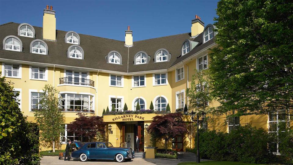 The Killarney Park Hotel Exterior