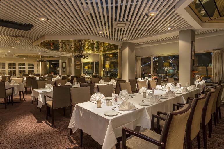 Scandic Sunnfjord Hotel & Spa Restaurang
