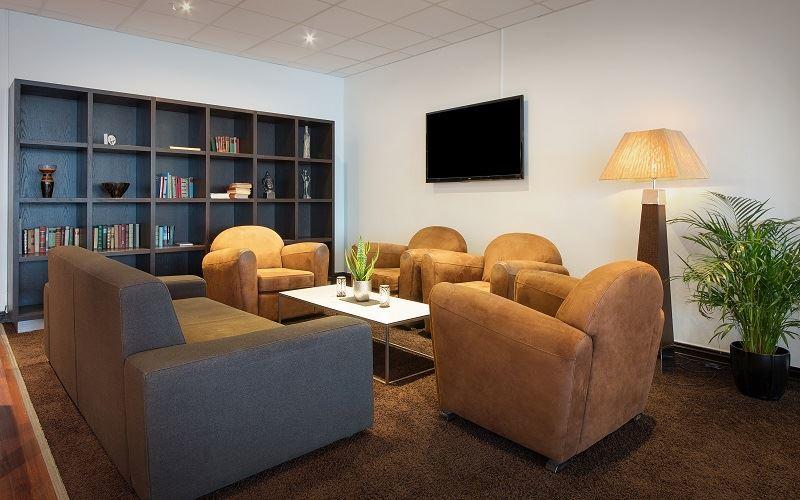 Scandic Hotel Alexandra Lobby