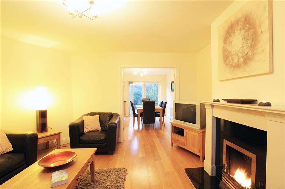 Ardmullen Oak Holiday Homes lounge