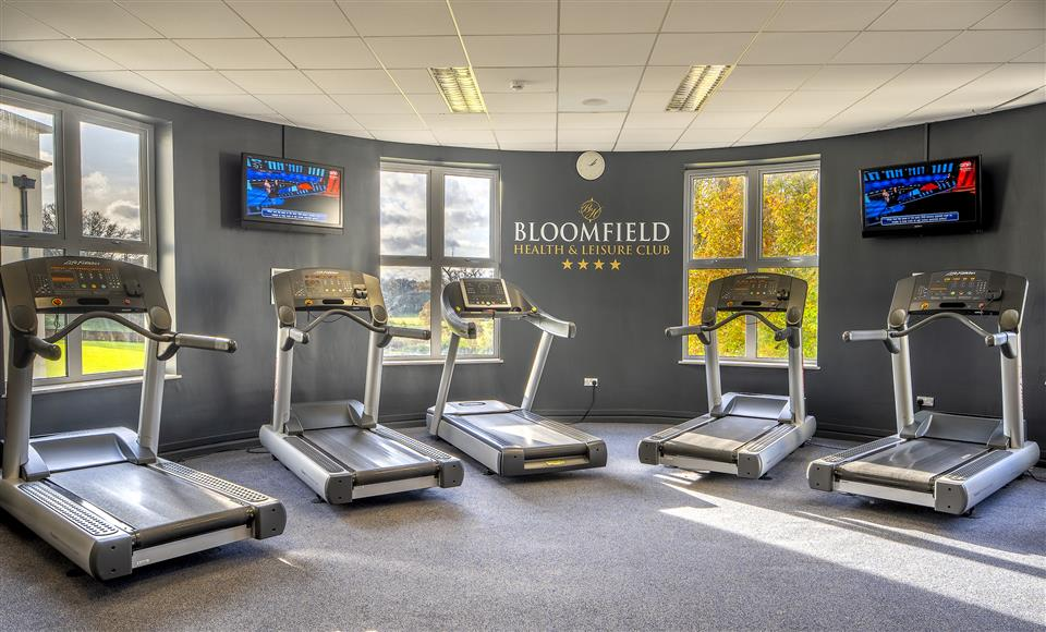 Bloomfield House Hotel & Spa Gym