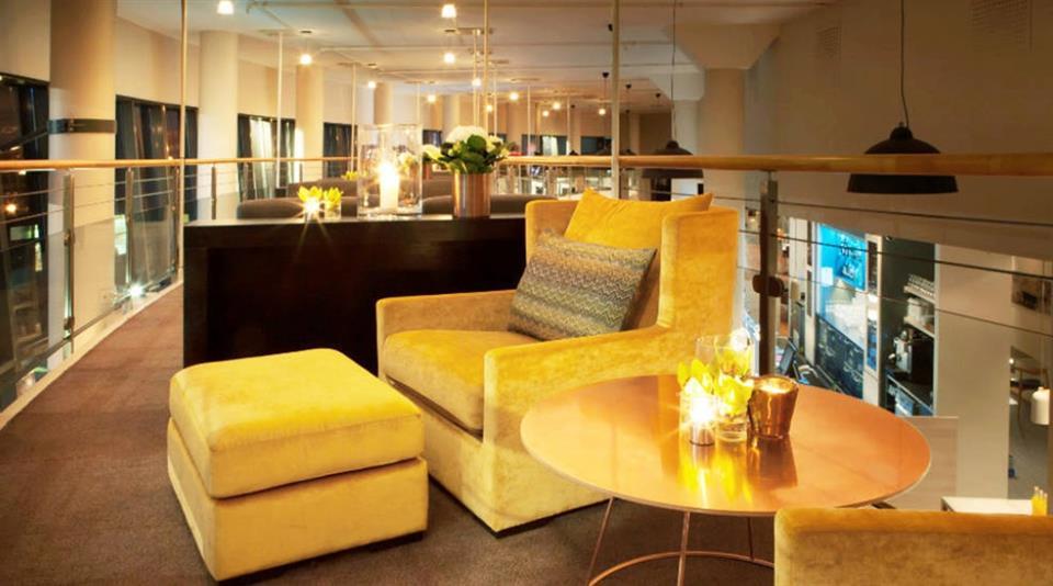 Quality Hotel Tønsberg Balkong