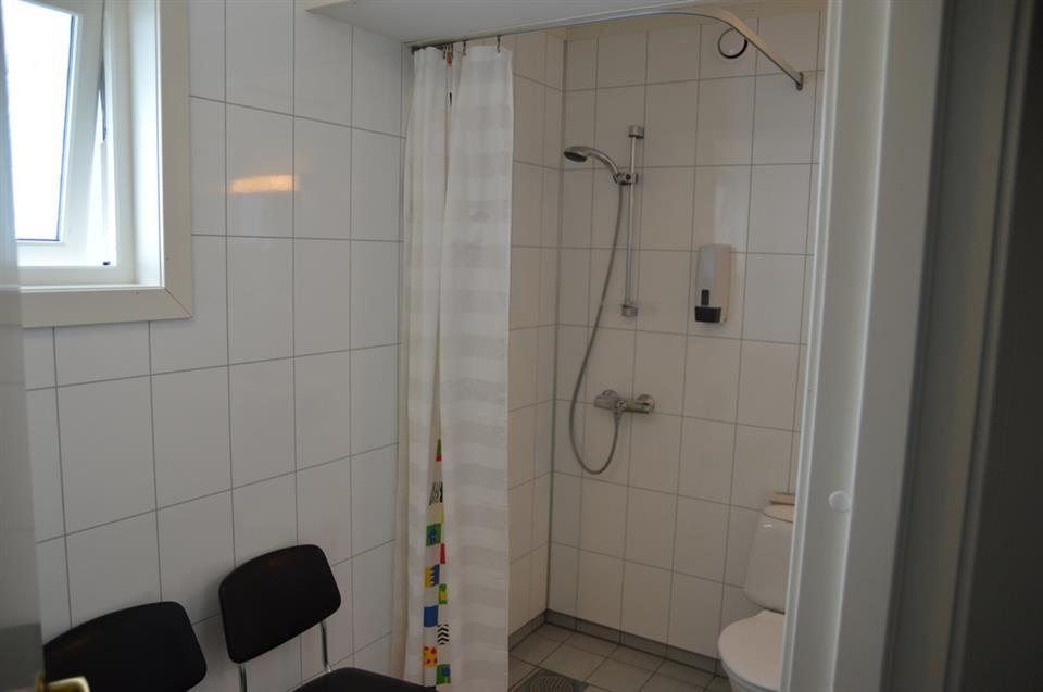 Innvik Fjordhotell Badrum