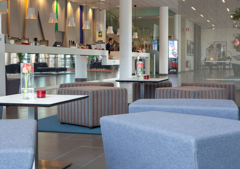 Park Inn by Radisson Malmö Lobby