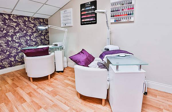 Rochestown Park Hotel Beauty Room